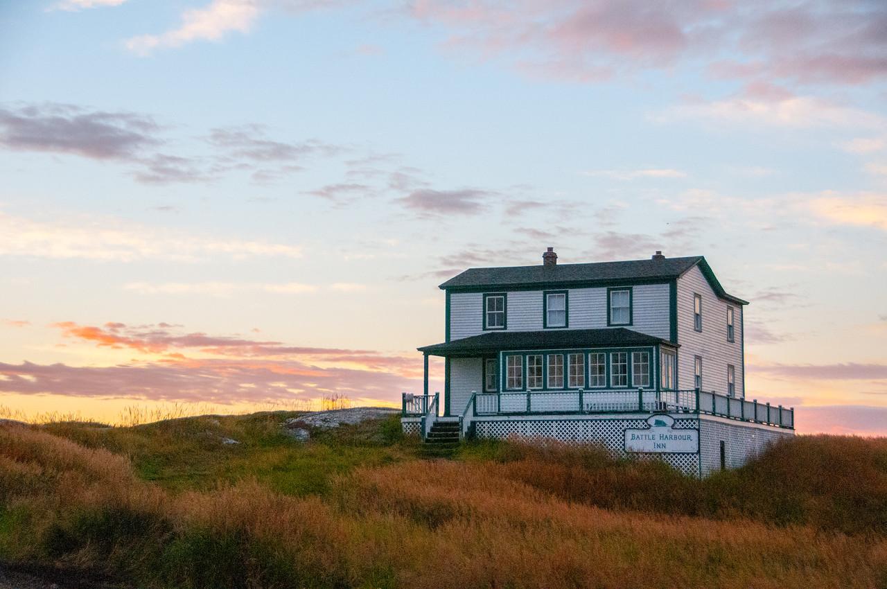 Battle Harbour Inn in Battle Harbour, Newfoundland and Labrador, Canada