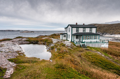 Battle Harbour Inn in Newfoundland and Labrador, Canada