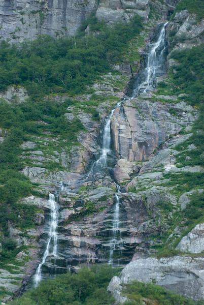 Pissing Mare Falls, Western Brook Pond, Gros Morne National Park