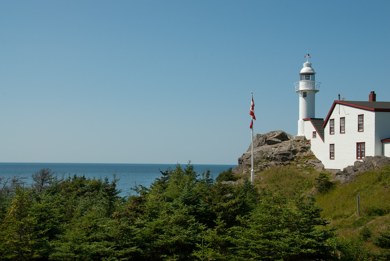 Lobster Cove head lighthouse, Gros Morne National Park, Newfoundland