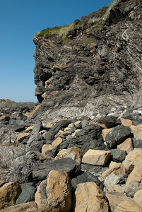 Rocky shores and cliffs at Gros Morne National Park
