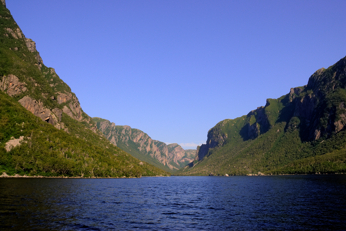North American National Park #19: Gros Morne, Newfoundland