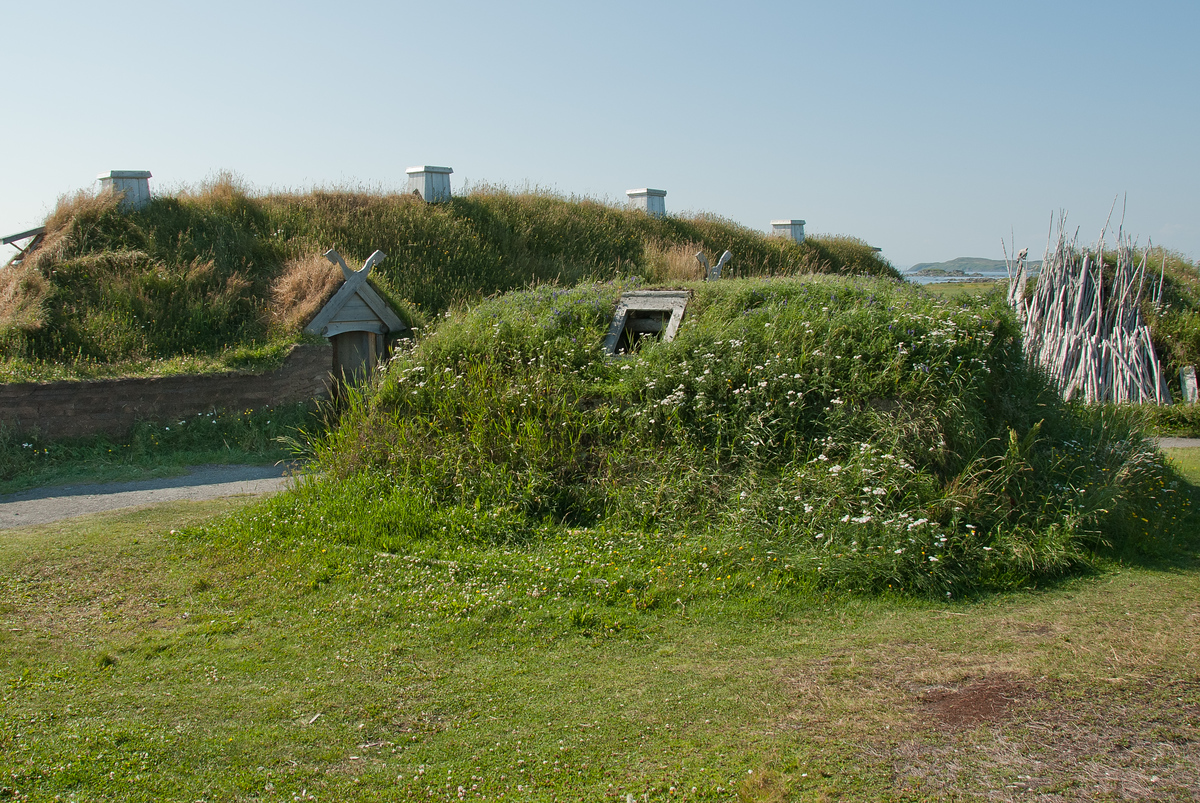 UNESCO World Heritage Site #121: L'Anse aux Meadows