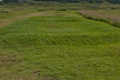 Landscape at L'Anse Aux Meadows, Newfoundland