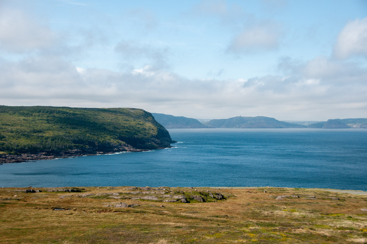 Cape Spear in St. John's, Newfoundland, Canada