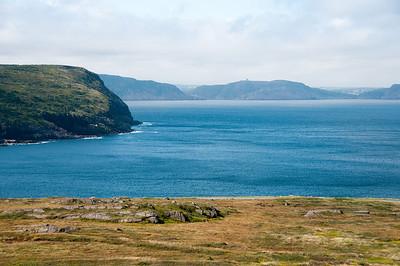 Cape Spear in St. John's, Newfoundland, Canada