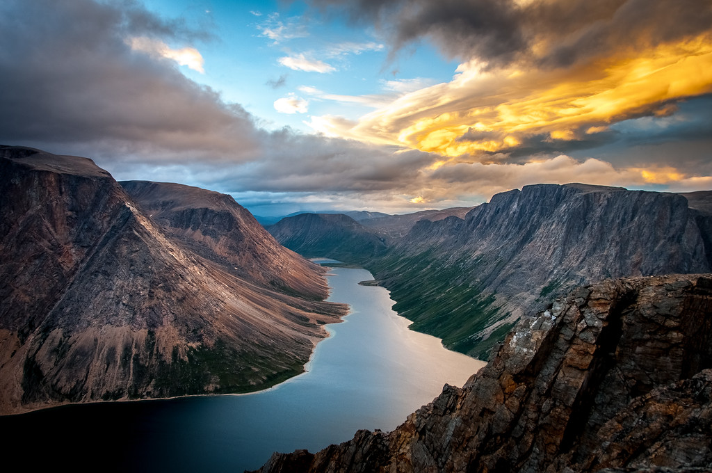 Torngat Mountains National Park in Labrador