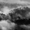 Mist over the Great Smoky Mountains - Bryson City, North Carolina