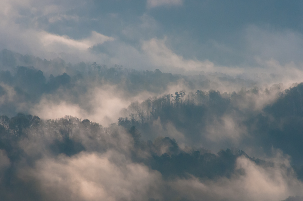 North American National Park #17: Great Smoky Mountains, North Carolina/Tennessee