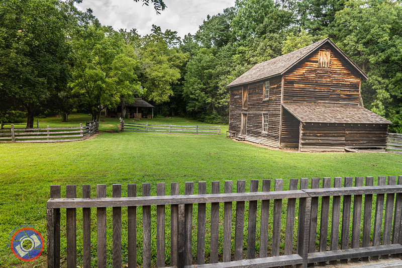 One of the Out Buildings on the Duke Homestead Property (©simon@myeclecticimages.com)