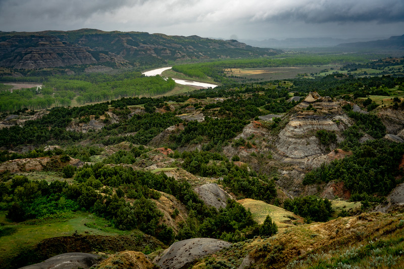 Theodore Roosevelt National Park, North Dakota