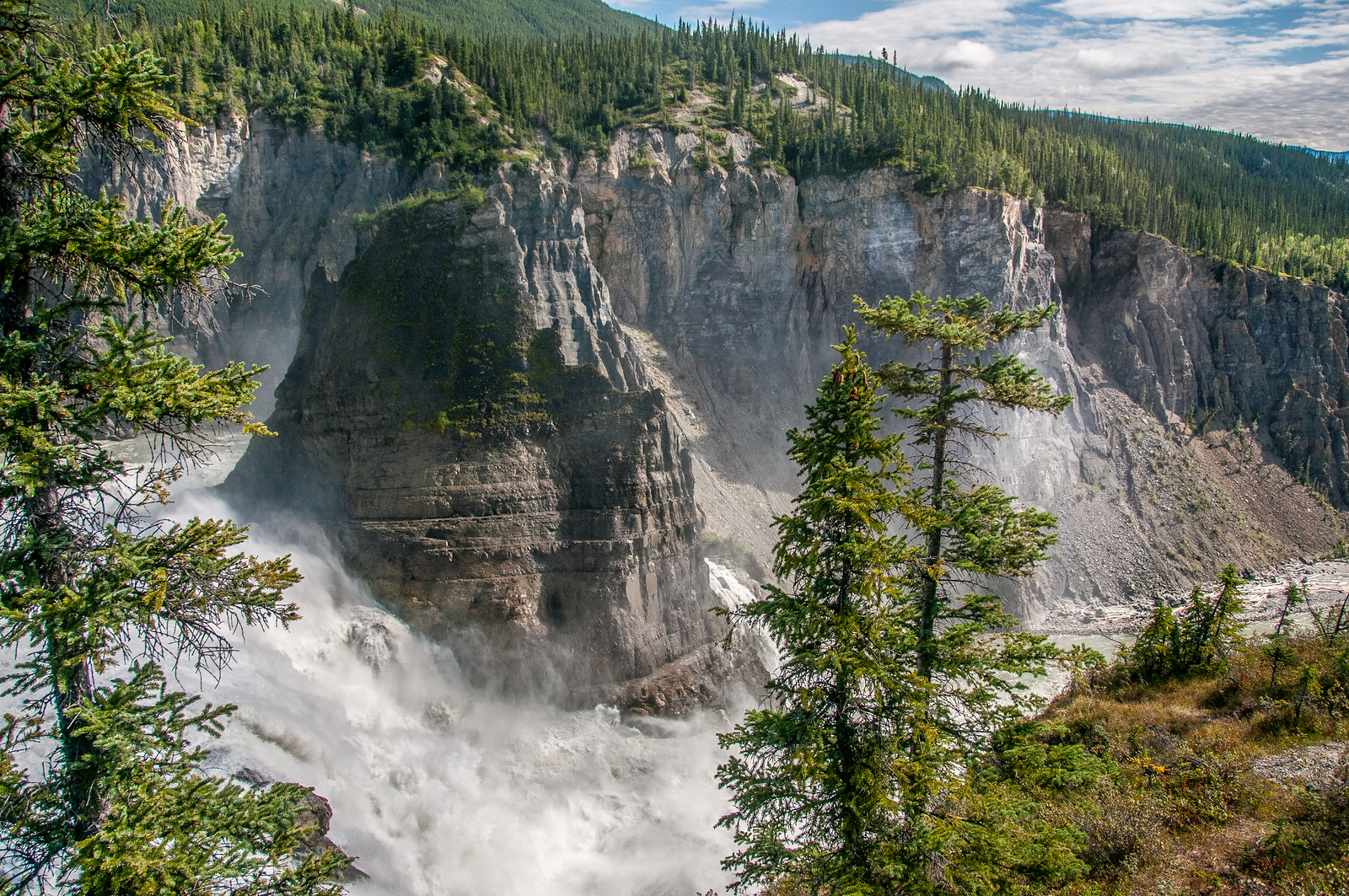 Nahanni National Park, Northwest Territories