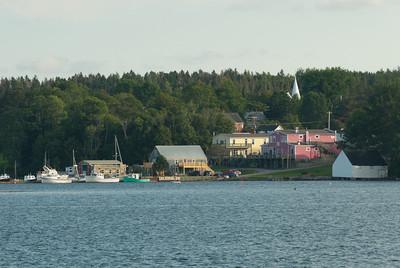 Guysborough Harbour in Guysborough, Nova Scotia