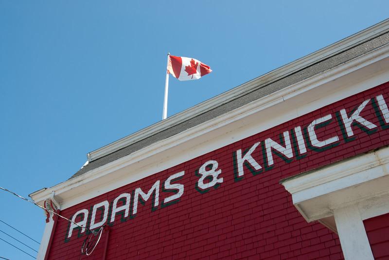 Adams & Knickle in Lunenburg, Nova Scotia