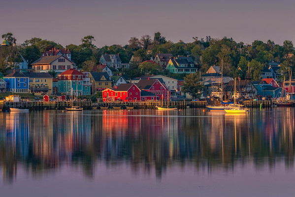 Lunenburg Sunset