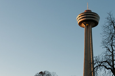 CN Tower in Toronto, Ontario, Canada