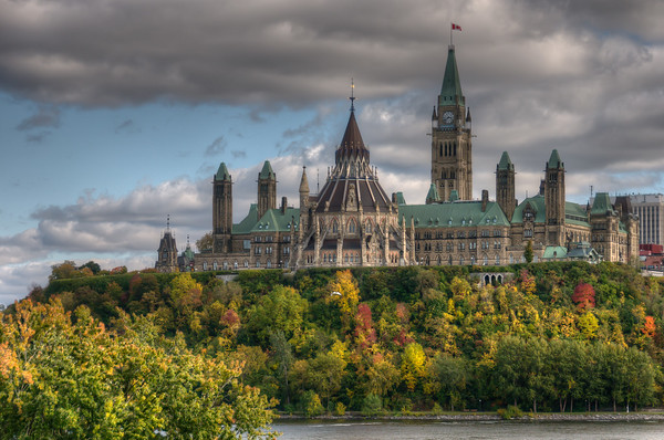 Canadian Parliament Hill