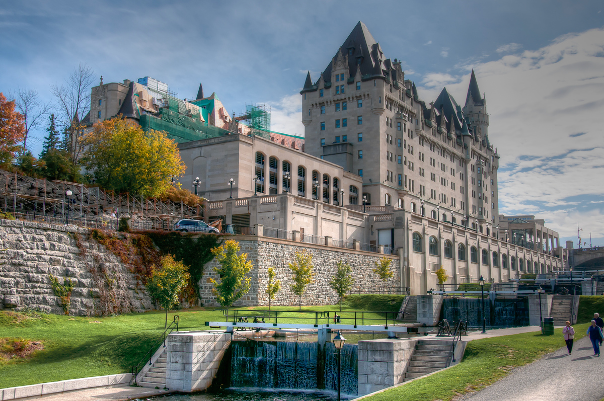 UNESCO World Heritage Site #124: Rideau Canal