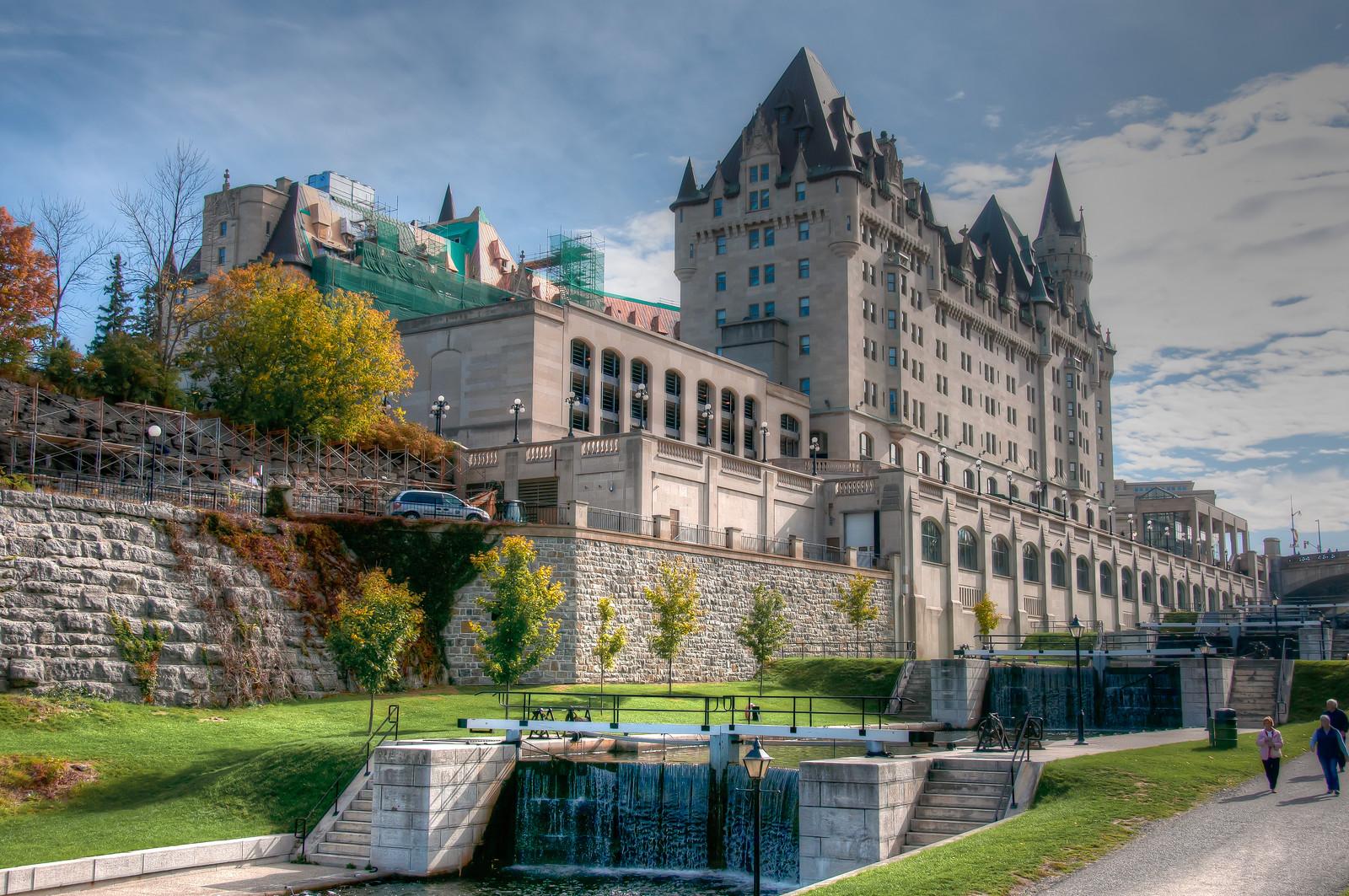 Rideau Canal UNESCO World Heritage Site, Canada