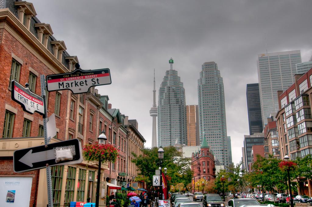 Travel to Toronto