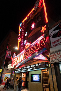 Zanzibar Tavern in Toronto, Canada