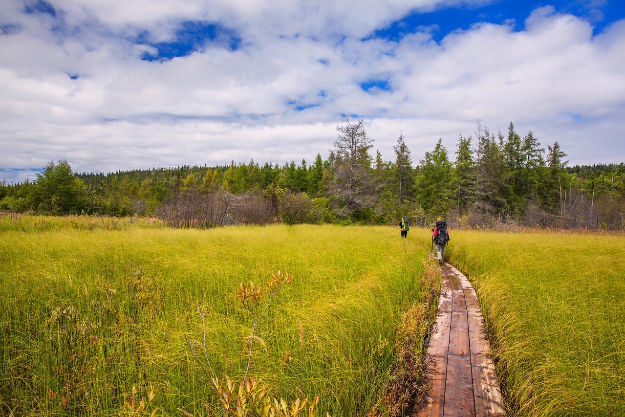 Pukaskwa National Park Exit