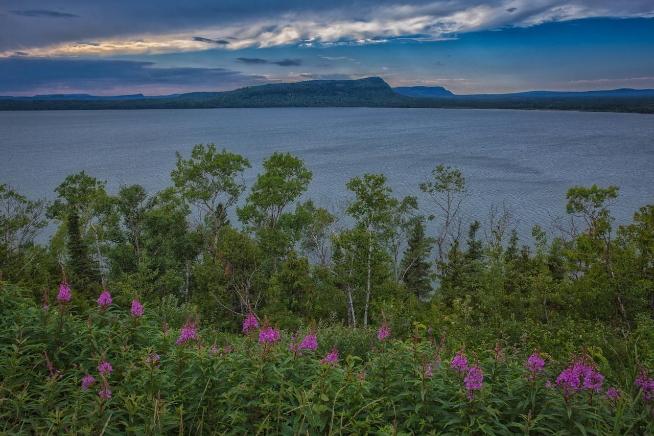 Views over Lake Superior
