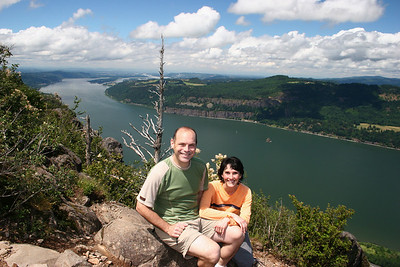 Angel's Rest Hike for a great view!