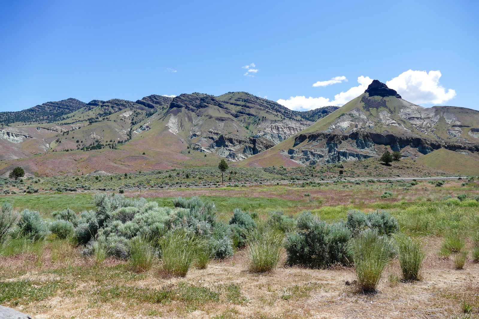 Boomer travel - U.S. National Parks - Visit the Sheep Unit in John Day Fossil Beds National Monument for a boomer travel adventure in eastern Oregon.