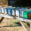 Mail boxes, Rosalia