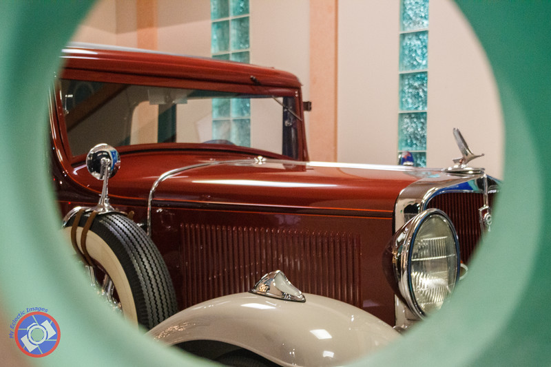 A 1930's Studebaker (©simon@myeclecticimages.com)
