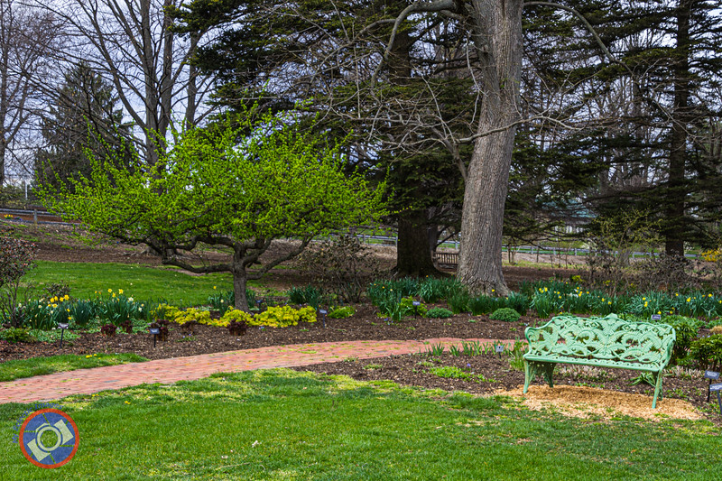 A Small Section of the Elegant Hershey Gardens (©simon@myeclecticimages.com)