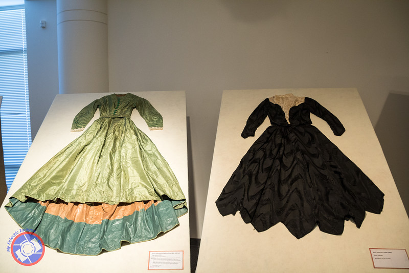 Dresses Typical of the Civil War Period (©simon@myeclecticimages.com)