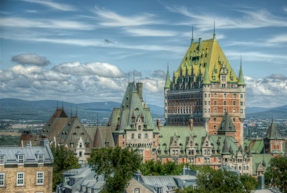 UNESCO World Heritage Site #123: Historic District of Old Quebec