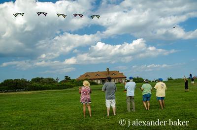 Acrobatic Kites, Newport, RI