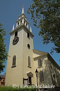 Trinity Church, Newport, RI