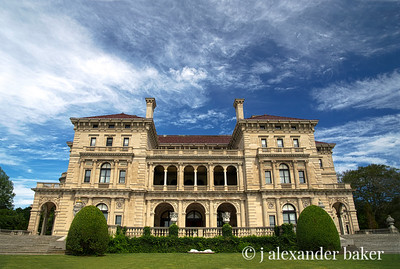 The Breakers without perspective lens correction