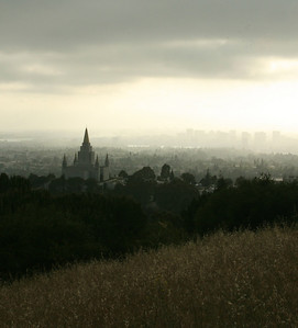 LDS Temple and Oakland