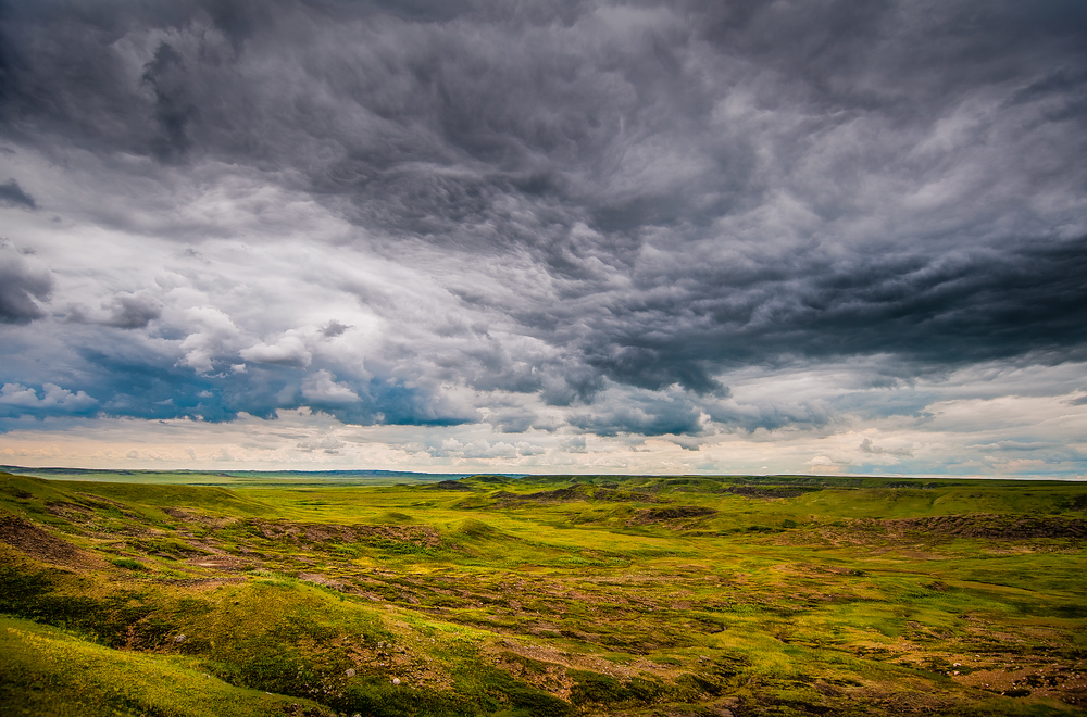 North American National Park #27: Grasslands National Park, Saskatchewan