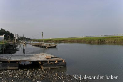 Nance's Dock, Murrell's Inlet, SC