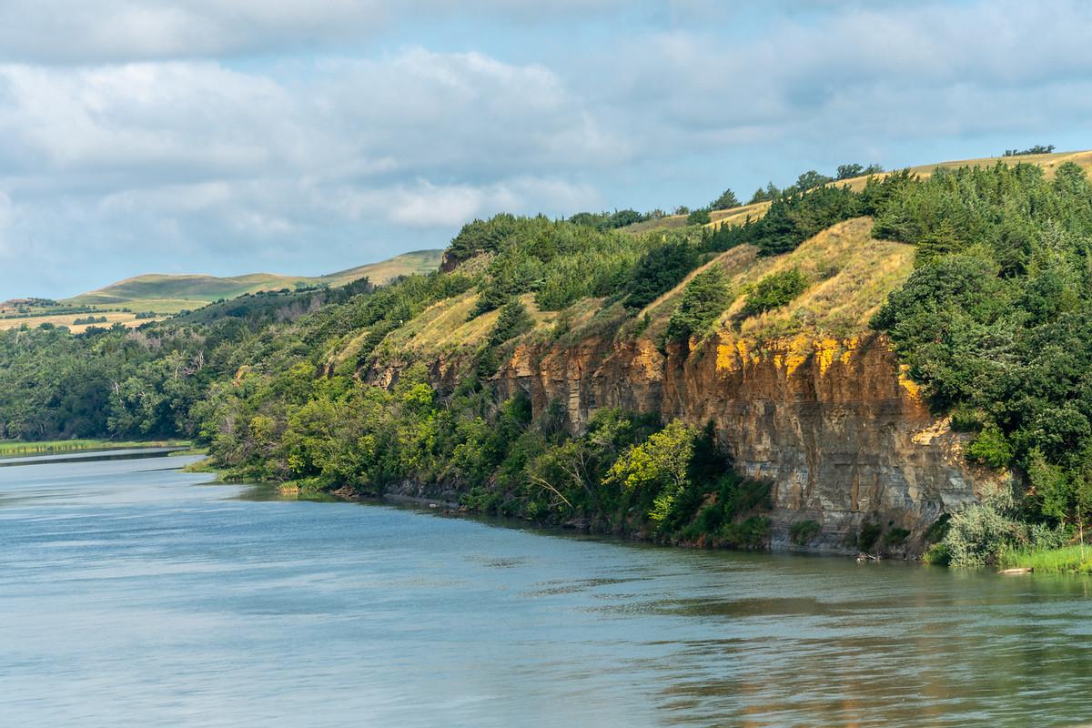 Missouri River National Recreational River, South Dakota