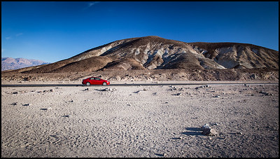 Artist's Drive, Death Valley NP