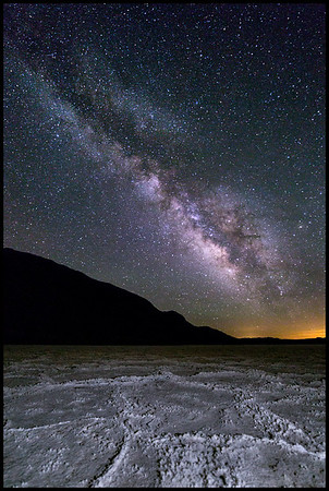Badwater Basin, Death Valley NP
