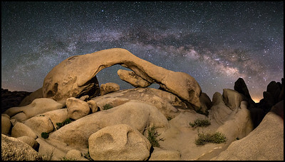 Arch Rock, Joshua Tree NP