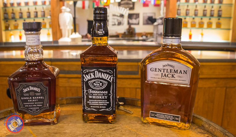 Tennessee Whiskey from the Jack Daniel's Distillery (©simon@myeclecticimages.com)