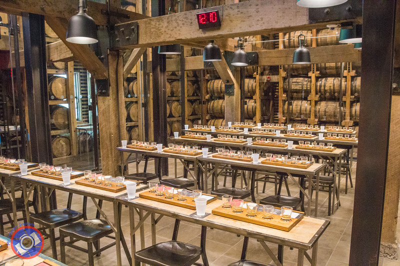 One of the Tasting Rooms at the Jack Daniel's Distillery (©simon@myeclecticimages.com)