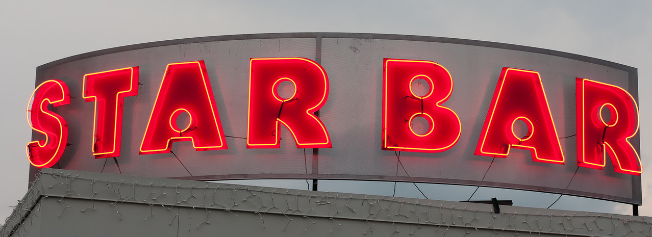 Star Bar is West 6th Street icon in Austin, Texas
