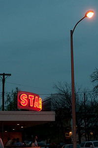 Star Bar in West 6th Street in Austin, Texas