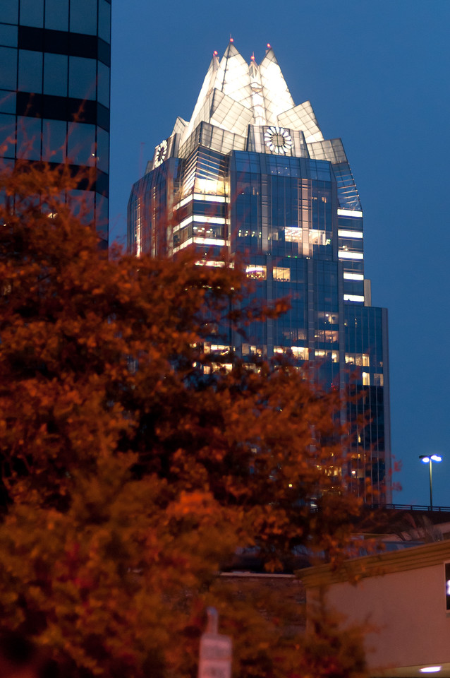 Frost Tower in Austin, Texas