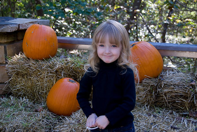 Cute girl during Halloween in Fort Worth, Texas
